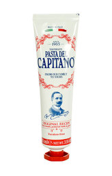 Pasta Del Capitano Original Recipe Toothpaste Zubní pasta 75 ml Zubní pasta