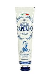 Pasta Del Capitano Whitening Toothpaste Zubní pasta 75 ml Zubní pasta