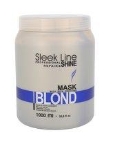 Stapiz Sleek Line Blond Maska na vlasy 1000 ml pro ženy