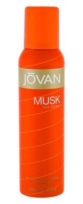 Jovan Musk For Women Deodorant 150 ml pro ženy