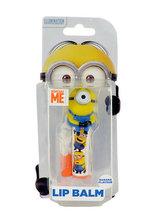 Minions Lip Balm Balzám na rty 4,5 g Banana pro děti