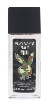 Playboy Play It Wild For Him Deodorant 75 ml pro muže