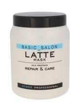 Stapiz Basic Salon Maska na vlasy Latte 1000 ml pro ženy