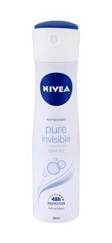 Nivea Antiperspirant ve spreji Pure Invisible (Antiperspirant Invisible Protection) 150 ml pro ženy