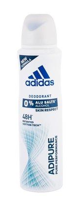 Adidas Adipure Deodorant 24h 150 ml pro ženy