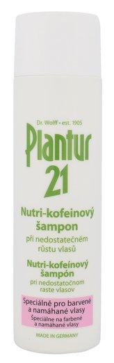 Plantur 21 Nutri-Coffein Šampon 250 ml pro ženy