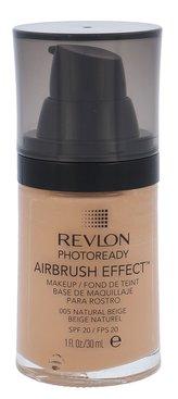 Revlon Tekutý make-up pro dokonalý vzhled pleti SPF 20 (Photoready Airbrush Effect Make-Up) 30 ml Odstín 005 Natural Beige pro ženy