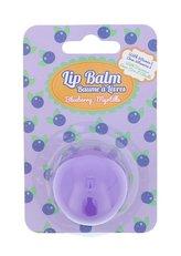 2K Lip Balm Balzám na rty Fabulous Fruits 5 g Blueberry pro ženy
