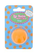 2K Lip Balm Balzám na rty Fabulous Fruits 5 g Orange pro ženy