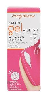 Sally Hansen Salon Gel Polish Lak na nehty Step 2 7 ml 210 Back To The Fuchsia pro ženy