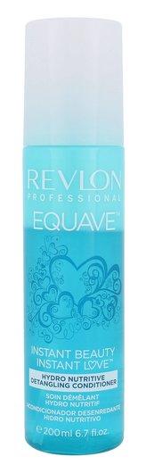Revlon Professional Dvoufázový kondicionér pro výživu a hydrataci Equave Instant Beauty (Hydro Nutritive Detangling Conditioner) Objem 200 ml pro ženy