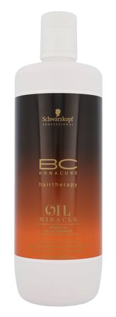 Schwarzkopf BC Bonacure Oil Miracle Šampon Argan Oil 1000 ml pro ženy