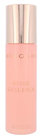 Bvlgari Rose Goldea Sprchový gel 200 ml pro ženy