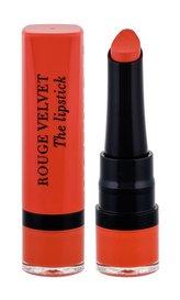 Bourjois Extrémně matná rtěnka Rouge Velvet (Lipstick) 2,4 g Odstín 006 Abrico' Dabrai pro ženy