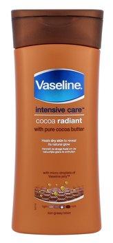 Vaseline Intensive Care Tělové mléko Cocoa Radiant 200 ml pro ženy