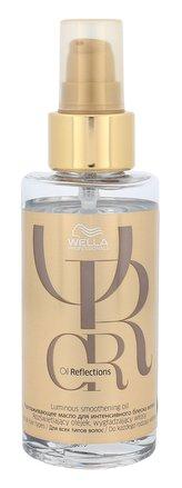 Wella Professional Pečující olej pro lesk a hebkost vlasů Oil Reflections (Luminous Smoothening Oil) 100 ml pro ženy