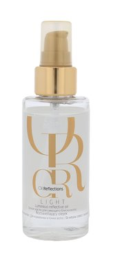 Wella Oil Reflections Olej a sérum na vlasy Luminous Reflective Oil 100 ml pro ženy