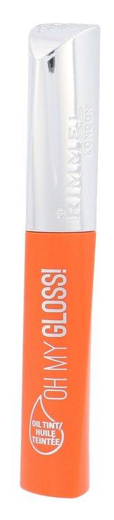 Rimmel London Oh My Gloss! Lesk na rty 6,5 ml 600 Orange Mode pro ženy