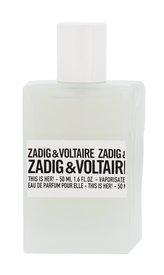 Zadig & Voltaire This is Her! Parfémovaná voda 50 ml pro ženy