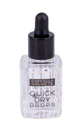 Gabriella Salvete Nail Care Péče na nehty Quick Dry Drops 11 ml 20 pro ženy