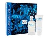 Luciano Soprani Solo toaletní voda 100 ml + sprchový gel 100 ml