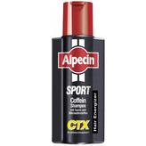 Alpecin Kofeinový šampon proti vypadávání vlasů Sport CTX (Energizer Kofein Shampoo) 250 ml pro muže