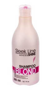 Stapiz Sleek Line Šampon Blush Blond 300 ml pro ženy