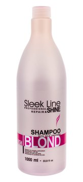 Stapiz Sleek Line Šampon Blush Blond 1000 ml pro ženy