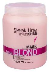 Stapiz Sleek Line Maska na vlasy Blush Blond 1000 ml pro ženy