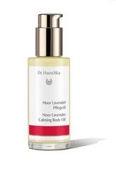 Dr. Hauschka Pěstící tělový olej Levandule s rašelinou (Moor Lavender Calming Body Oil) 75 ml pro ženy