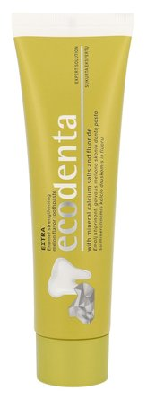 Ecodenta Melounová zubní pasta pro posílení skloviny s minerální kalciovou solí a fluoridem (Melon Flavor Enamel Strengthening Toothpaste With Mineral Calcium Salts and Fluoride) 100 ml unisex