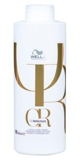 Wella Professional Hydratační šampon pro zářivé vlasy Oil Reflections (Luminous Reveal Shampoo) Objem 1000 ml pro ženy