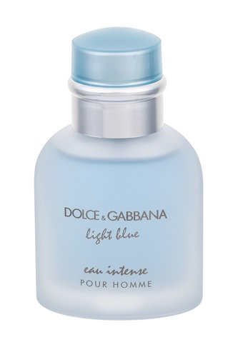 Dolce&Gabbana Light Blue Eau Intense Pour Homme Parfémovaná voda 50 ml pro muže