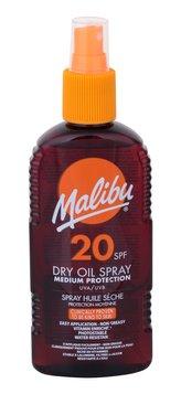 Malibu Dry Oil Spray Opalovací přípravek na tělo 200 ml SPF20 pro ženy