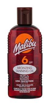 Malibu Bronzing Tanning Oil Opalovací přípravek na tělo 200 ml SPF6 pro ženy