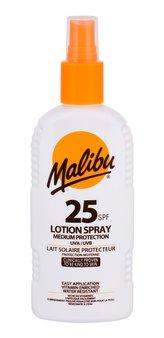 Malibu Lotion Spray Opalovací přípravek na tělo 200 ml SPF25 unisex