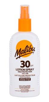 Malibu Lotion Spray Opalovací přípravek na tělo 200 ml SPF30 unisex