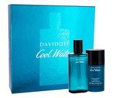Davidoff Cool Water toaletní voda 75 ml + deostick 75 ml