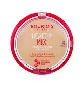 Bourjois Kompaktní pudr na unavenou pleť Healthy Mix (Anti-Fatigue Powder) 11 g Odstín 002 Beige pro ženy