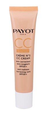 PAYOT Creme No2 CC krém 40 ml SPF50+ pro ženy