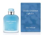 Dolce Gabbana Light Blue Eau Intense Pour Homme Parfémová voda 100 ml pro muže