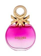 Benetton Colors de Benetton Pink Toaletní voda 80 ml pro ženy