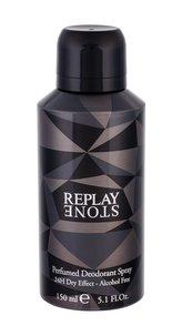 Replay Stone Deodorant 150 ml pro muže