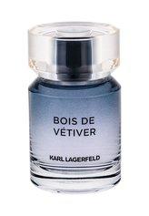 Karl Lagerfeld Les Parfums Matieres Toaletní voda Bois De Vétiver 50 ml pro muže