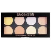 Makeup Revolution London Ultra Rozjasňovač Strobe And Light Palette 11,5 g pro ženy