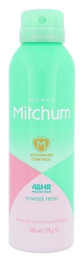 Mitchum Advanced Control Antiperspirant Powder Fresh 200 ml 48HR pro ženy