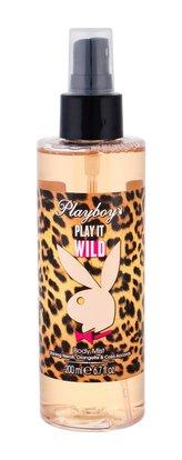 Playboy Play It Wild For Her Tělový závoj 200 ml pro ženy