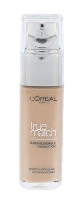 L´Oréal Paris True Match Makeup SPF17 30 ml N3 Creamy Beige pro ženy