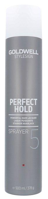 Goldwell Style Sign Lak na vlasy Perfect Hold 500 ml Sprayer pro ženy