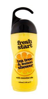 Xpel Fresh Start Sprchový gel Tea Tree & Lemon 420 ml pro ženy